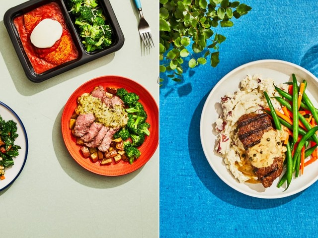 This Meal-Subscription Service Allowed Me to Take a Much-Needed Break From Cooking