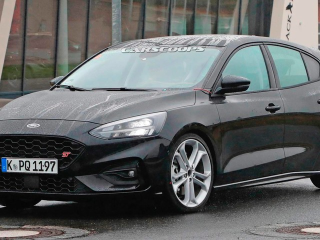 2019 Ford Focus ST: Here It Is In Production Form