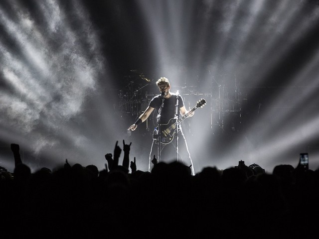 Nickelback wound back the clock to 2005 delivering Melbourne all their classic hits and more