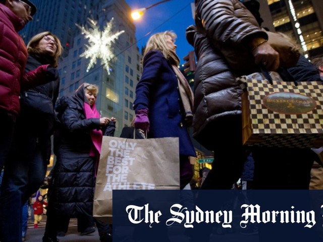 The world's most famous shopping streets are preparing for the worst
