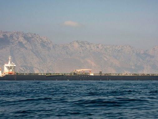 Gibraltar releases Iranian supertanker Grace 1