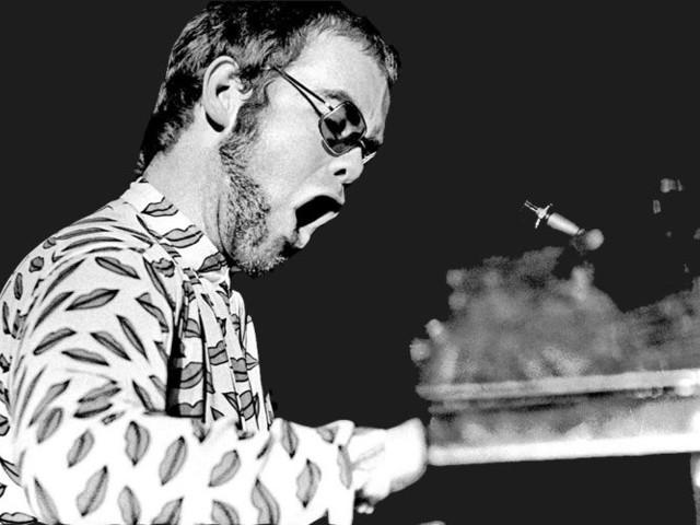 When the East met Elton