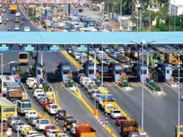 Toll collections soar in August to Rs 99 crore