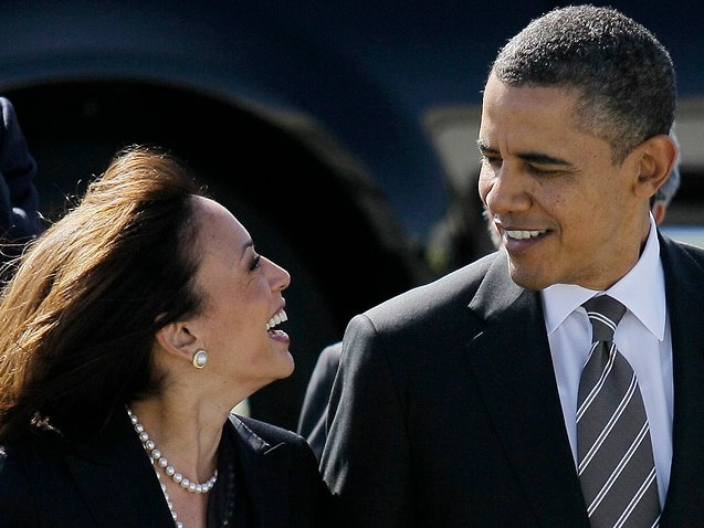 Barack Obama says 'Joe Biden nailed this decision' in choosing Kamala Harris as running mate