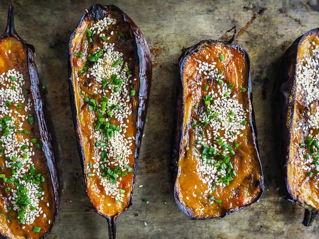 Top 5 Eggplant Aubergine Recipes!