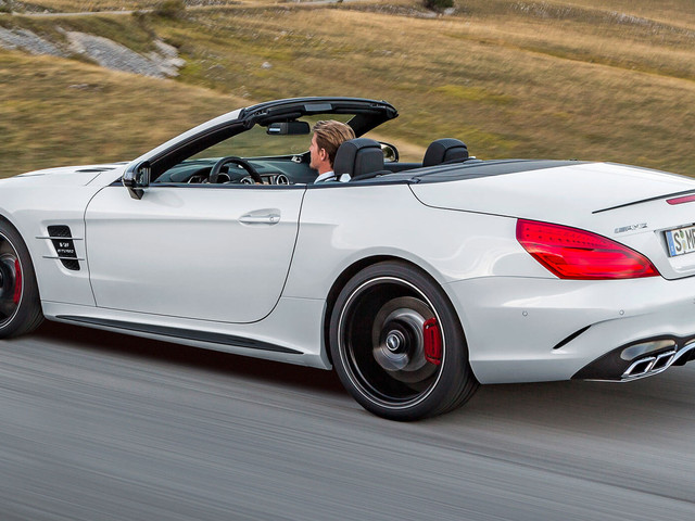 It's Time To Say Auf Wiedersehen To The Mercedes-AMG SL 63