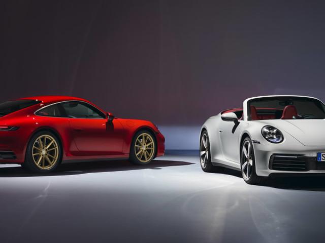 2020 Porsche 911 Carrera revealed, here late 2019