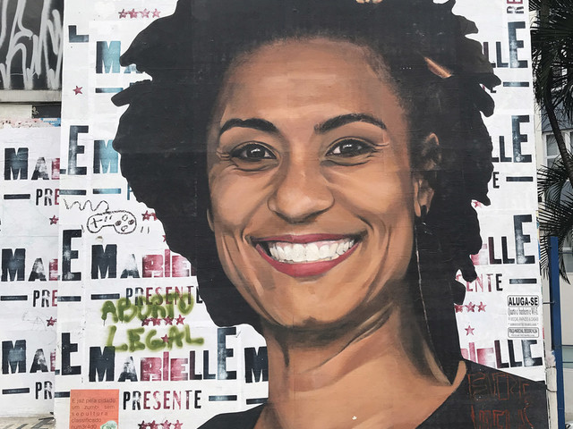 Her name was Marielle Franco