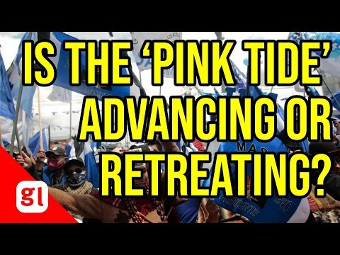 Video: Is Latin America's 'pink tide' advancing or retreating?