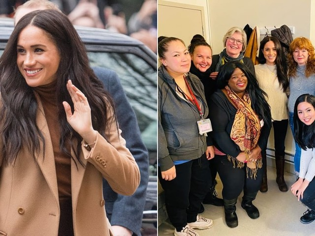 Meghan Markle Steps Out Amid Royal Meetings - and, of Course, It's For a Good Cause