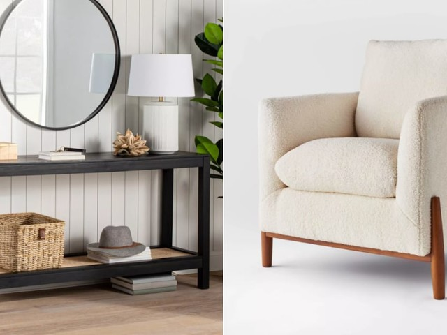 Target Has So Much Great Furniture Right Now, and These Are My 30 Favorite Finds