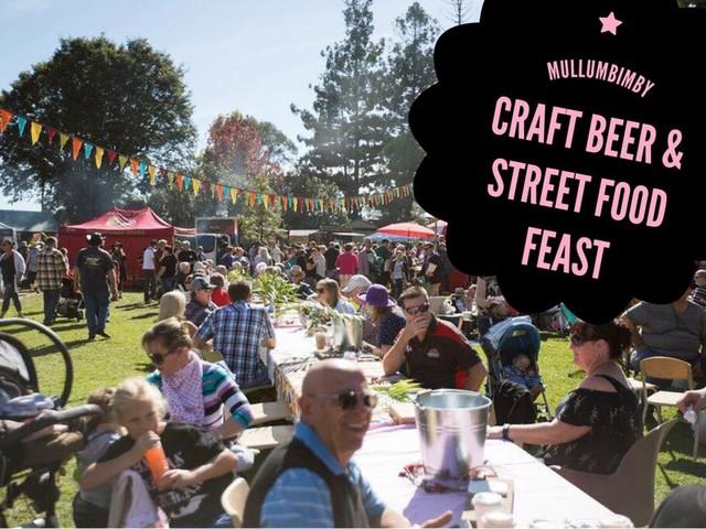 Mullum Craft Beer & Street Food Festival