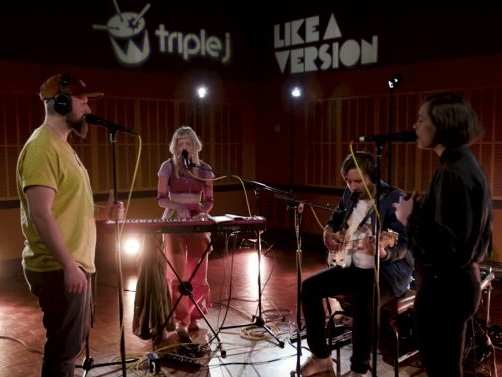 AURORA Delivers Stunning Like A Version Covering The Beatles' 'Across The Universe'