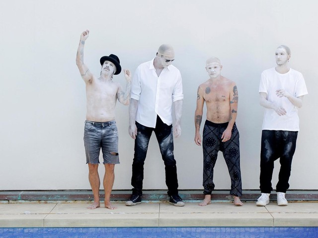 Red Hot Chili Peppers Announce First Australian Tour In 12 Years