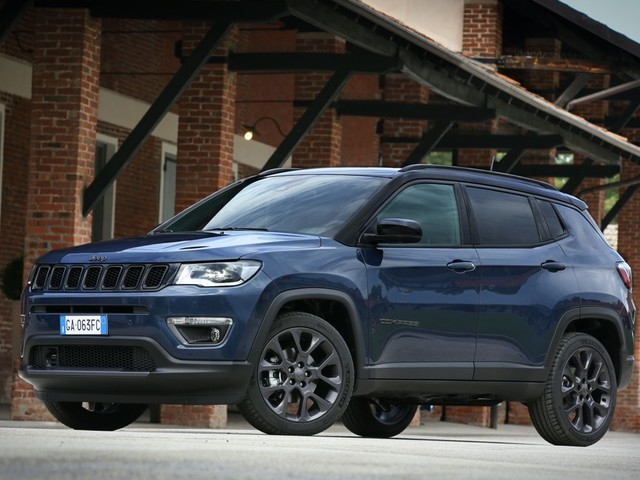 2021 Jeep Compass Facelift Gets No Face Lift, India Bound