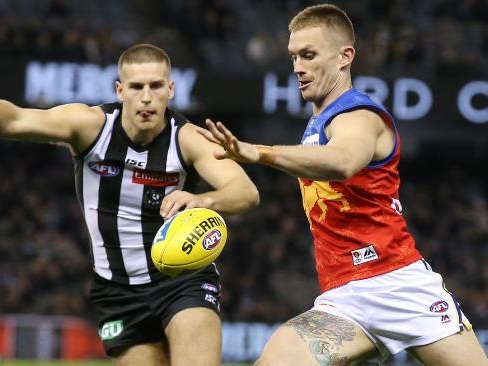 Chris Fagan says Dayne Beams is going nowhere amid rumours of a return to Victoria