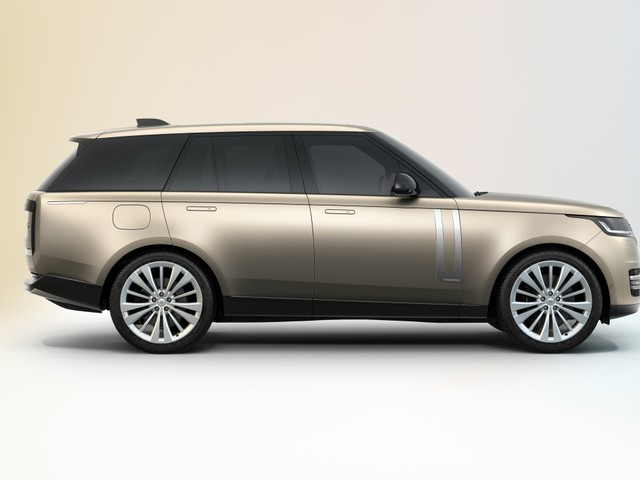 2022 Range Rover price and specs: All-new luxury SUV debuts