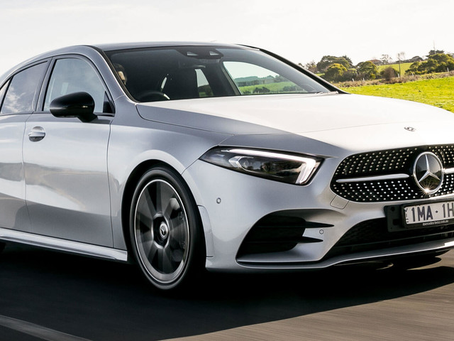Aussies Beware: The Airbag In Your New Mercedes Could Detach While Driving