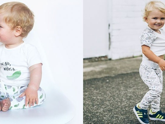 Are Lil Baddits making the cutest EVER ethical fashion for kids?