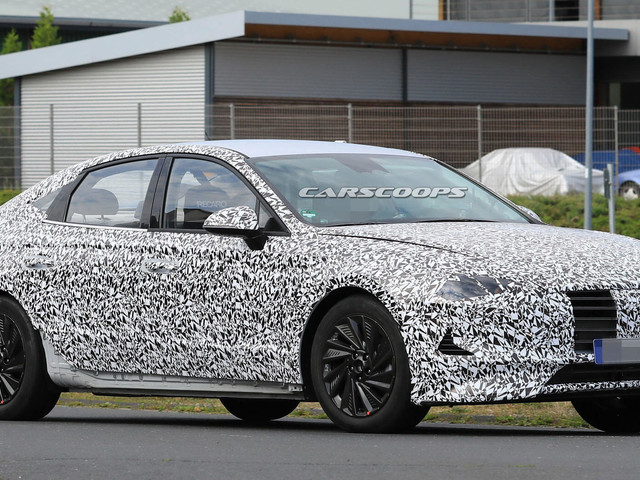 All-New 2019 Hyundai i40 Spied With Sharper Looks, Could Preview Next Sonata Too