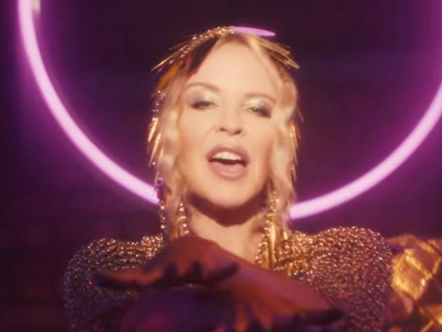 Watch Kylie Minogue's 'Magic' Music Video