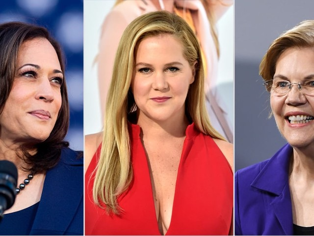 Kamala Harris! Amy Schumer! Elizabeth Warren! This Virtual Voter Event Has a Stacked Lineup