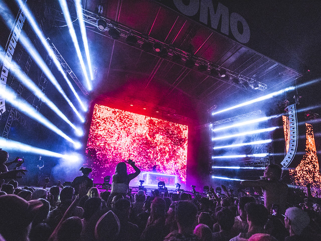 FOMO Festival Expands To Perth With 2019 'FOMO By Night' Lineup
