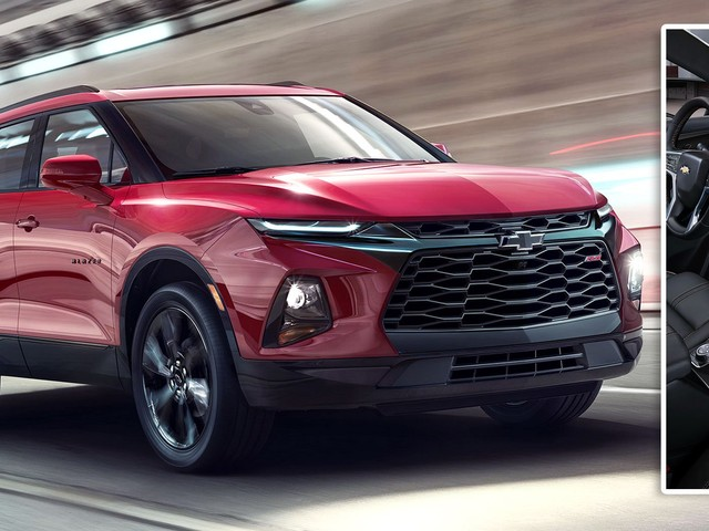 2019 Chevrolet Blazer Resurrects Classic Nameplate In A Modern Crossover Suite With Hints Of Camaro