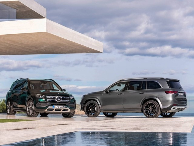 2020 Mercedes GLS Unveiled, India Bound