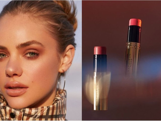 Napoleon Perdis' New Crème Blush Stick is Here to Give You Rosie Cheeks This Winter