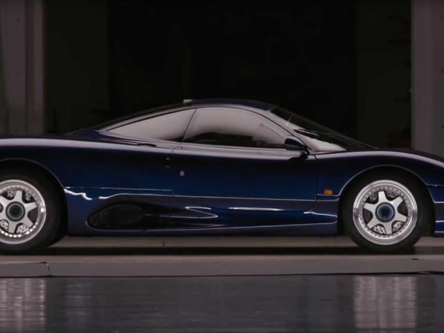 The Jaguar XJR-15 Really Was A Street-Legal Le Mans Racer