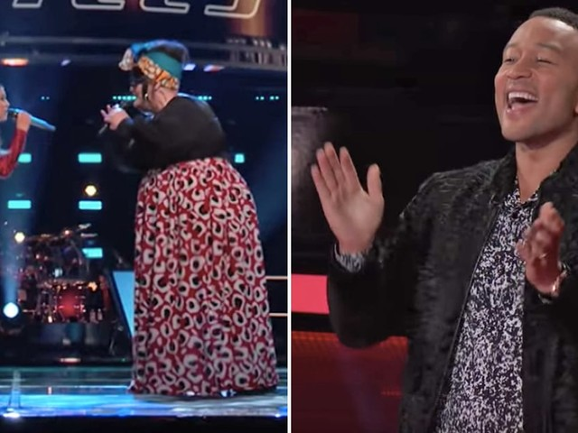 "The Voice Judges Went Head to Head After Destiny and Katie's Powerful ""Tiny Dancer"" Cover"
