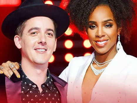 The Voice coaches fail to keep it real