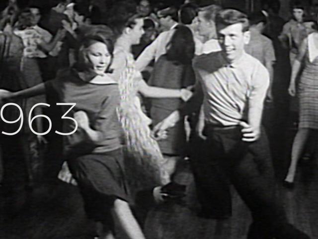 Rewind The Stomp 1963