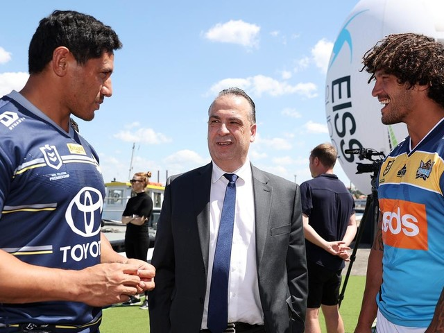 'Two new QLD clubs': Reason 18-team NRL competition is gathering momentum