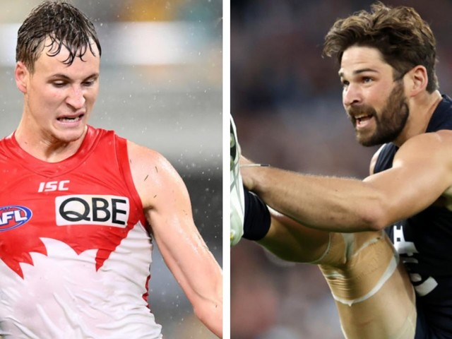 $2.5m star is suitor's 'primary target'; two clubs have interest in ex-Blue: Trade Whispers
