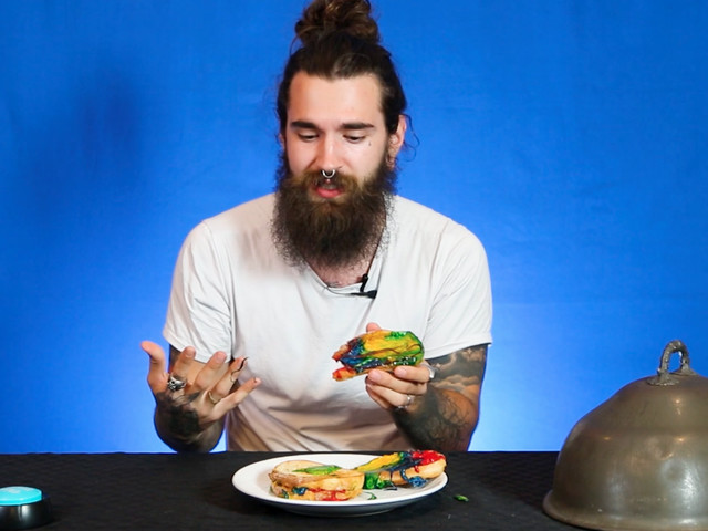 Watch Photographer Philip Bottenberg Test Whether These Instagram Food Fads Taste As Good As They Look