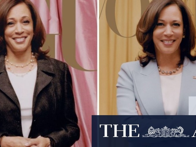 Vogue's new Kamala Harris cover merely papers over the cracks