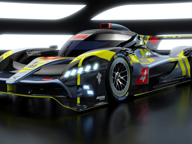 ByKolles Racing Unveils Its Le Mans Hypercar Racer, Including Road-Legal Variant