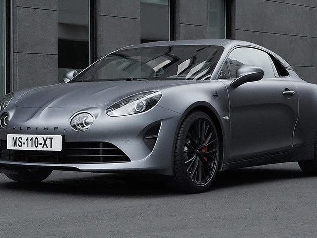 Alpine set to replace Renault Sport and go hunting Mercedes-AMG, BMW M and Audi Sport