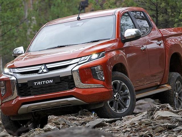 Mitsubishi Triton to go plug-in hybrid