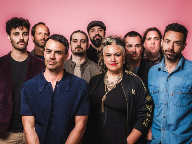 The Bamboos are teaming up with the Melbourne Symphony Orchestra for two special shows