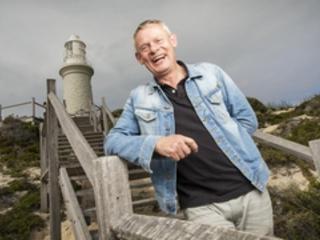 Doc Martin tucks in to Rotto pie (The West Australian)