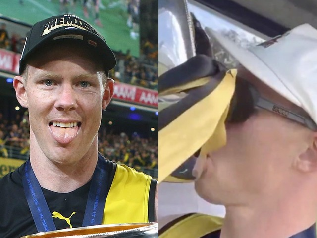 Jack Riewoldt Has Delivered His Own Rendition Of 'Dreams' TikTok After Richmond's AFL Grand Final Win