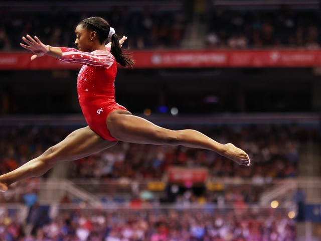 Simone Biles Could Leave Tokyo With 6 More Olympic Medals - Here's When to Watch