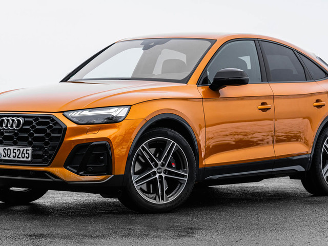 2021 Audi SQ5 Sportback TDI: Europe's Facelifted Diesel Sporty Coupe SUV Is Here With 336 HP