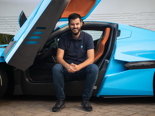 Porsche To Participate In Financing Round With Rimac