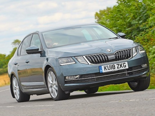 Austria May 2019: Skoda Octavia takes control YTD for the first time, VW T-Roc up to record #2