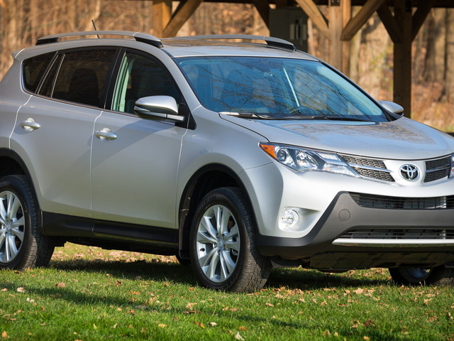 NHTSA Launches Investigation Into 1.9 Million Toyota RAV4s For Possible Electrical Fire