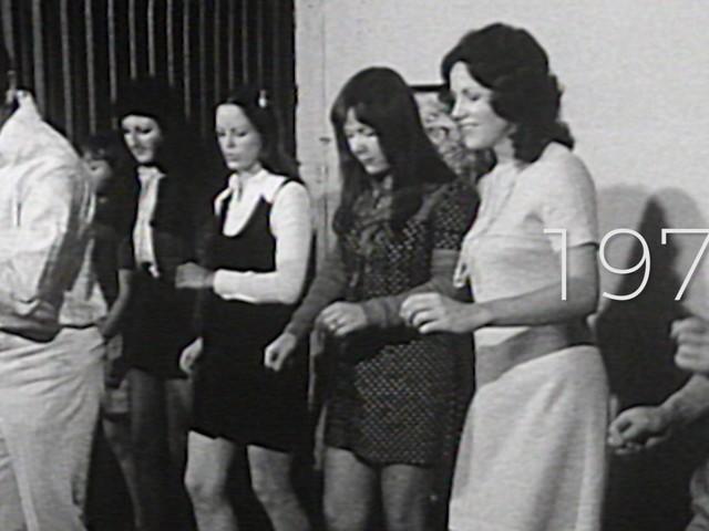 Rewind Tap Dancing 1973